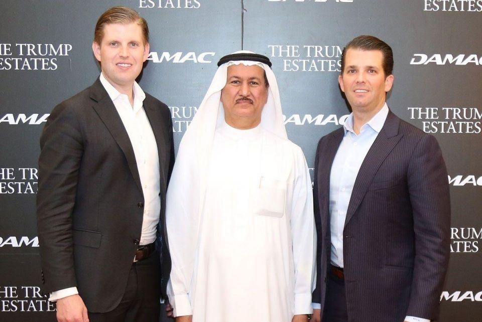 Revealed: Cost of guarding the Trumps during Dubai visit