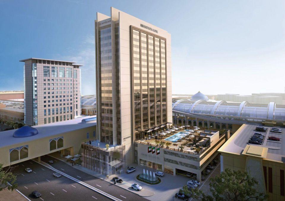 Dubai's Nakheel starts work on Ibn Battuta Mall hotel