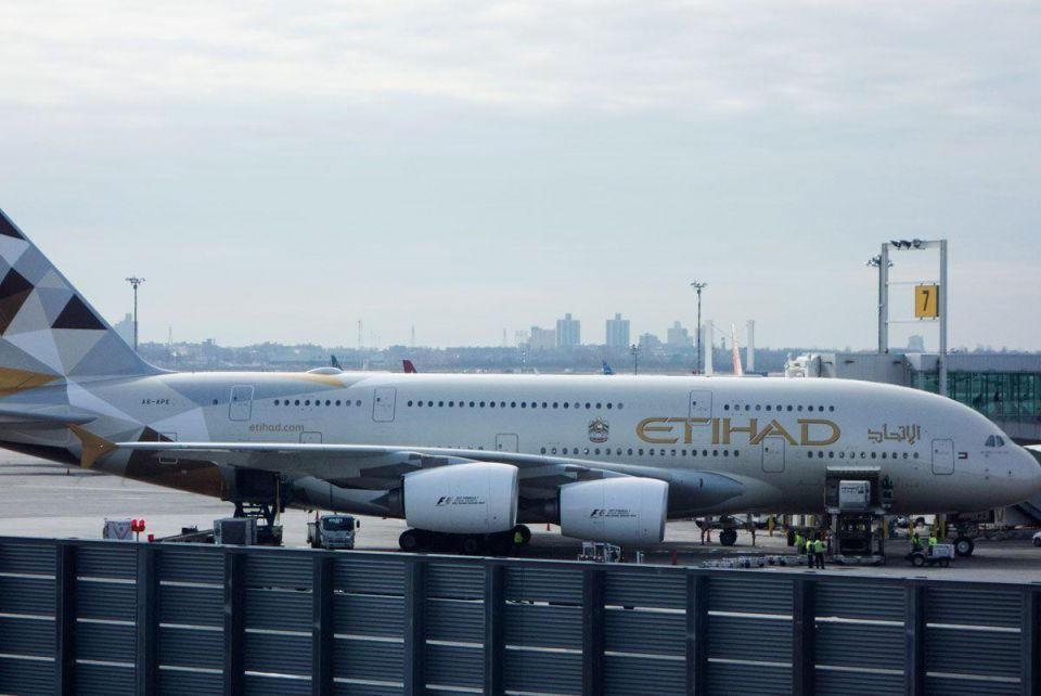 Etihad and Emirates passengers flying to US hit hard by ban