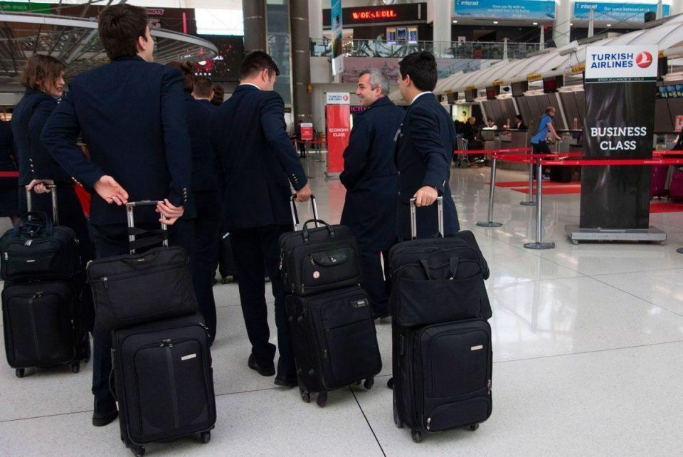 In pictures: Electronics ban on Emirates and Etihad-US bound flights