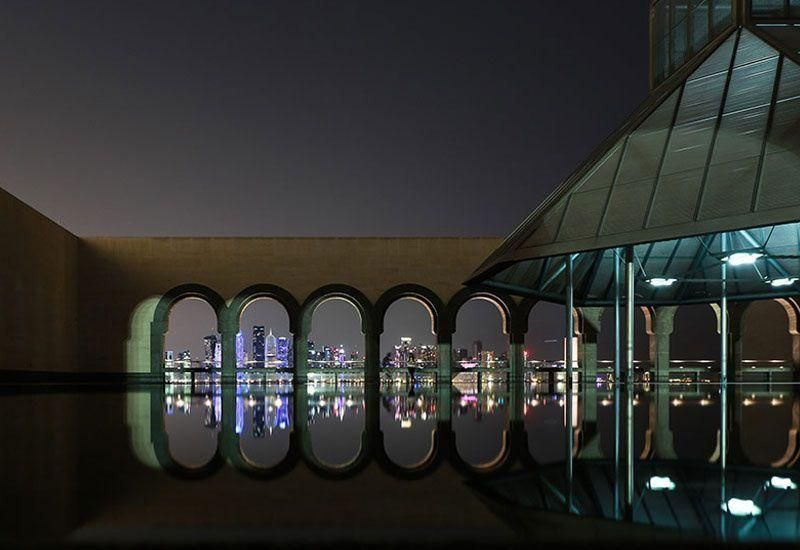 In pictures: Museum of Islamic Art by IM Pei in Doha