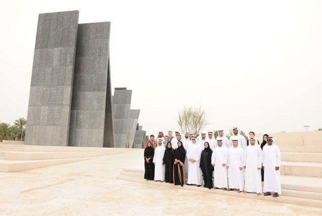 In pictures: Wahat Al Karama memorial