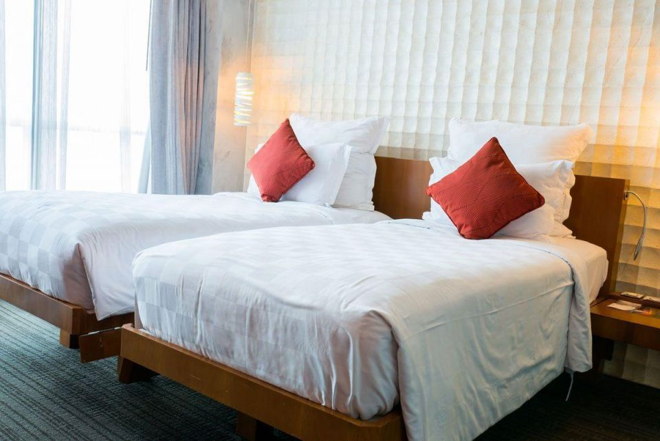 Dubai beats London with 10,000 more hotel rooms