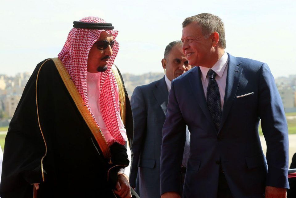 In pictures: Arab leaders gathered in Amman for summit