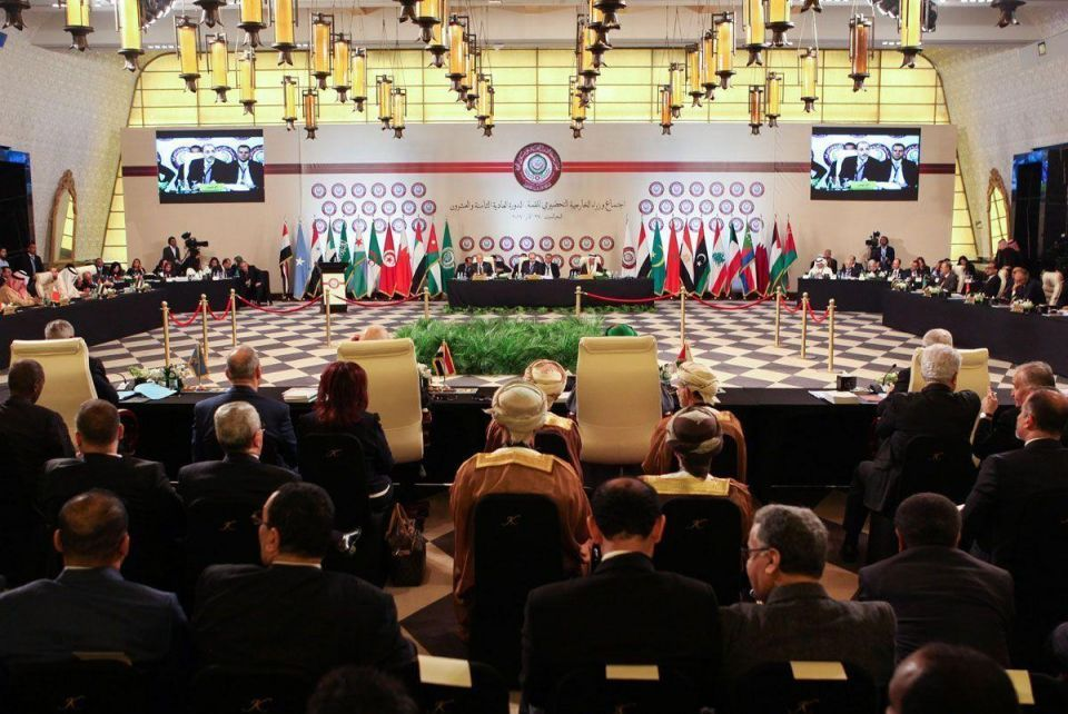 In pictures: 28th Arab League summit in Amman