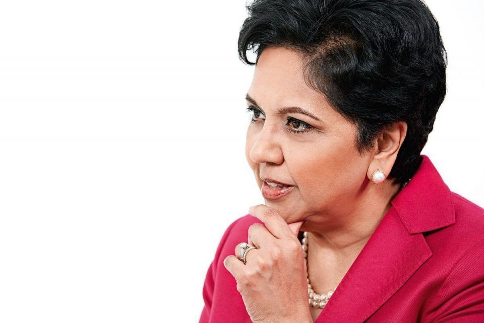 Indra Nooyi steps down from PepsiCo CEO role