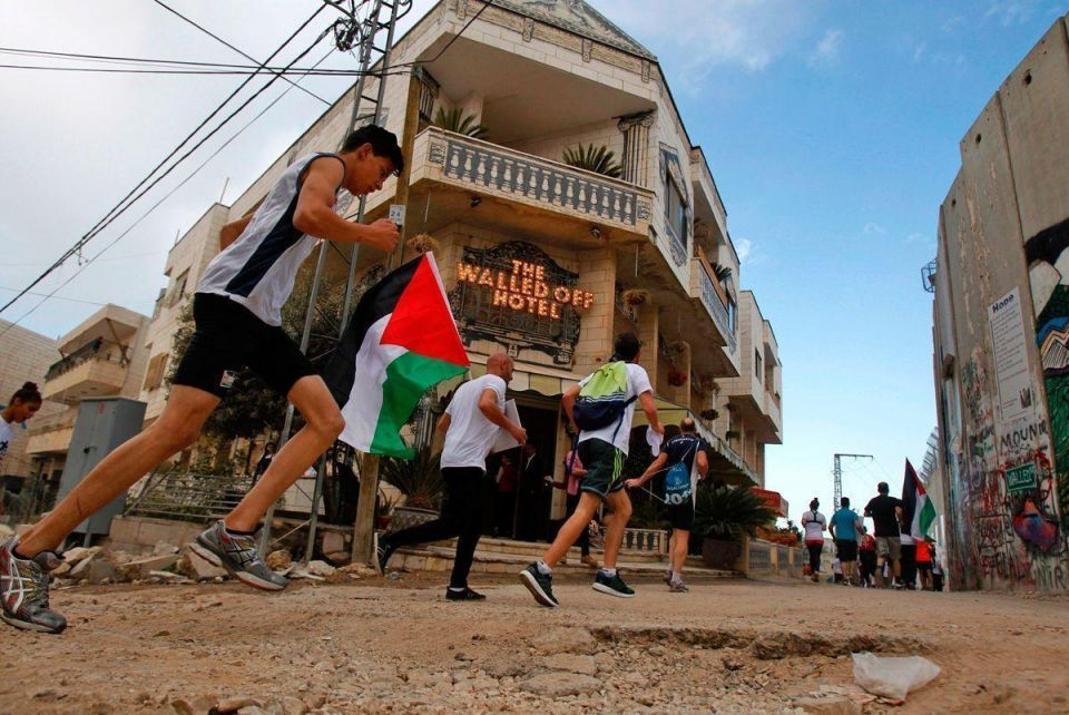 In pictures: Thousands take part in Palestine Marathon in Bethlehem