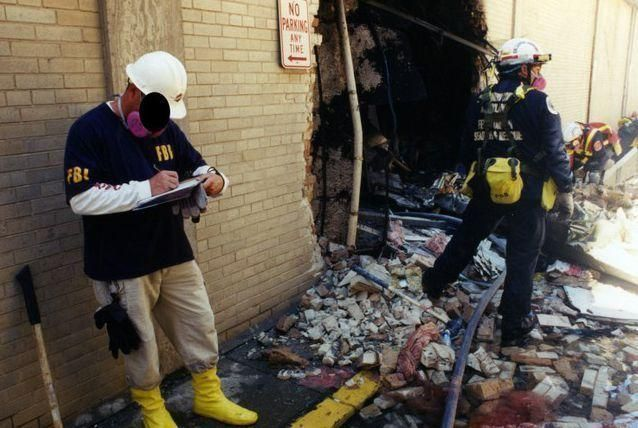 In pictures: FBI releases 9/11 photos of the Pentagon