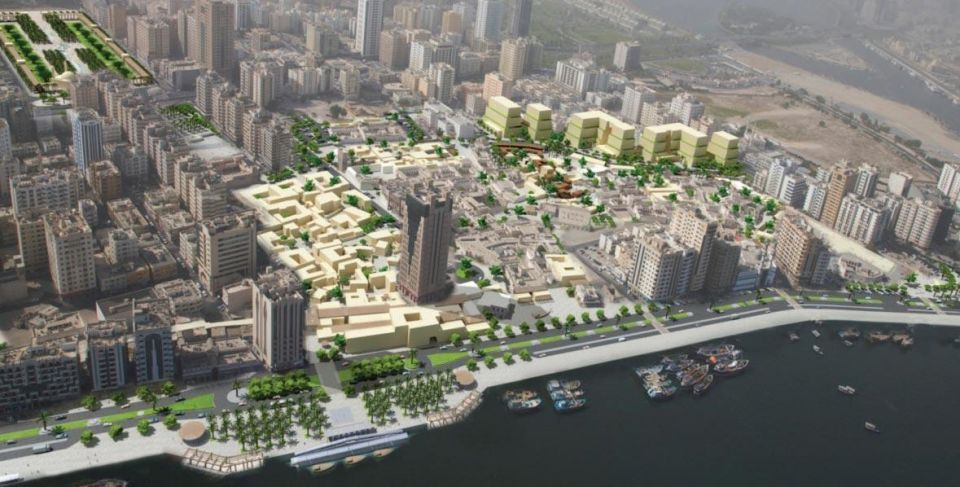 Sharjah says construction of major heritage project on schedule