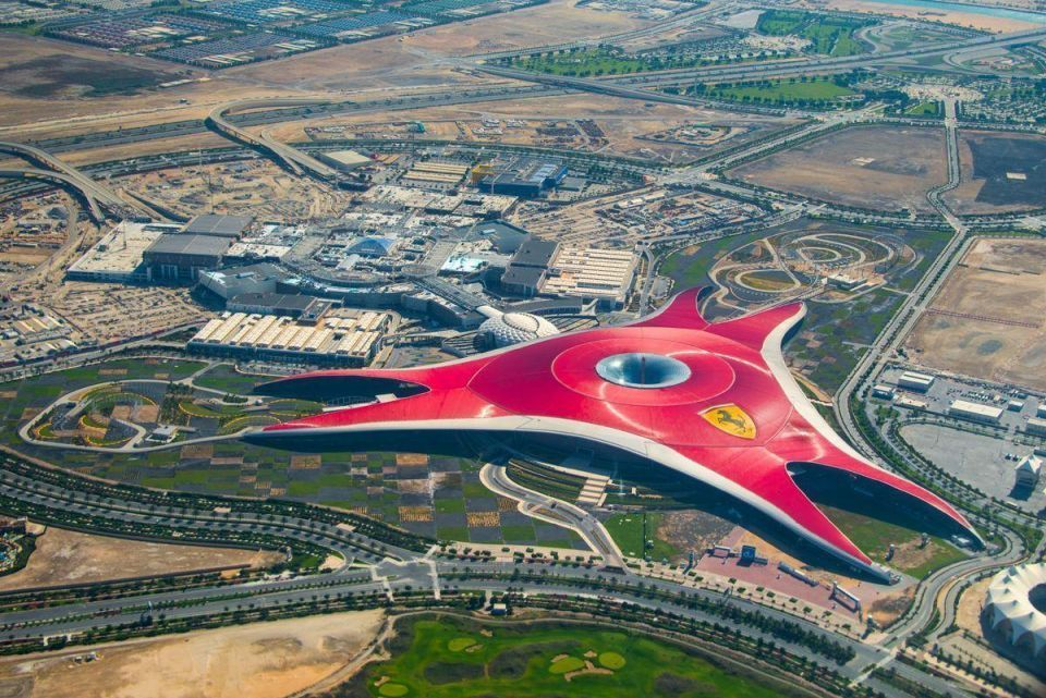 Yas Island turns to emerging markets to drive visitor numbers