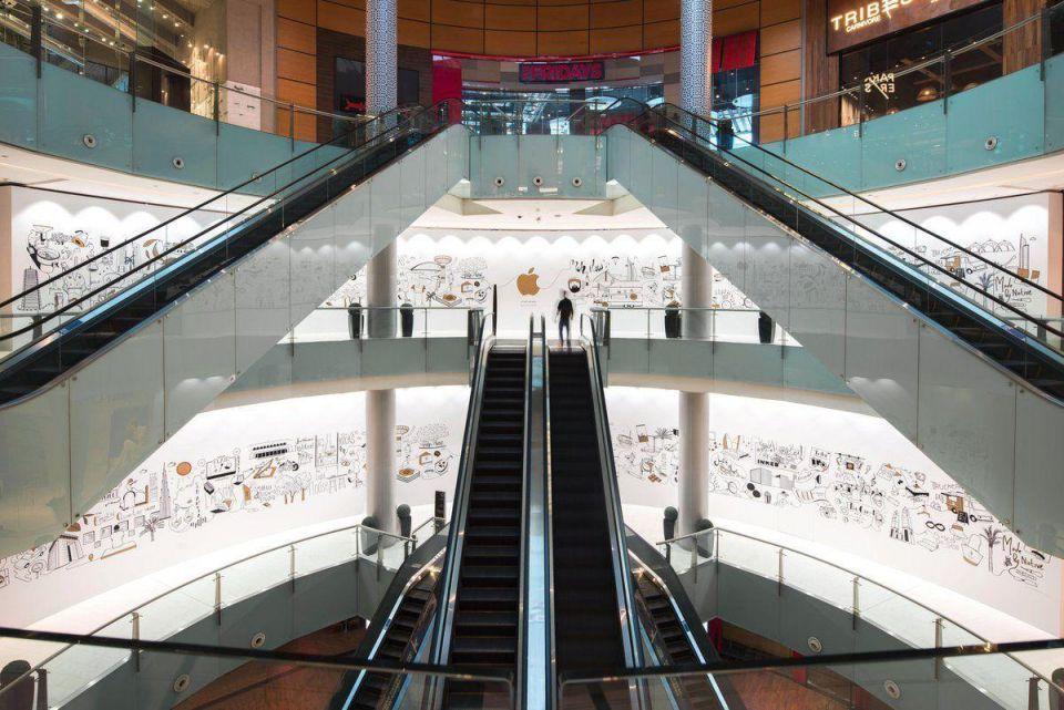 Apple's second Dubai store set to open
