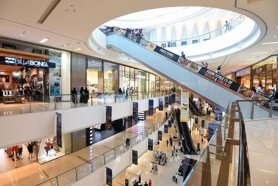 UAE mall footfalls rise, but e-commerce gaining pace