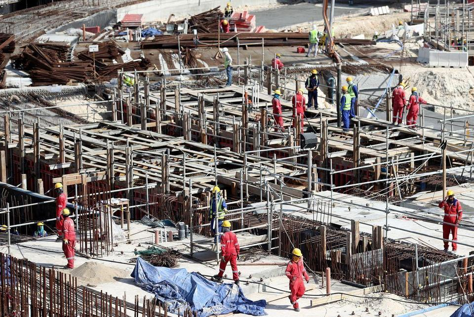 Qatar World Cup labourers working 18-hour days: report