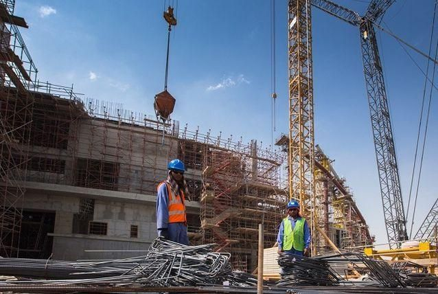 Qatar World Cup workers get nutrition health checks