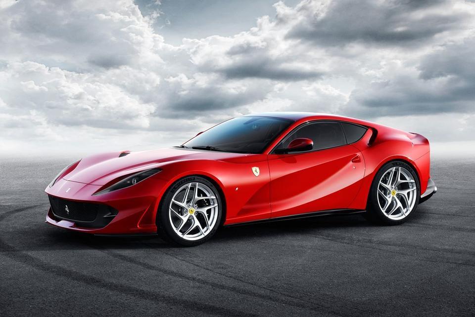 Ferrari resale value 75% to 90% on average, says MidEast exec