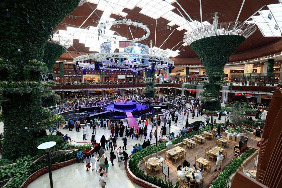 In pictures: Grand opening of Mall of Qatar