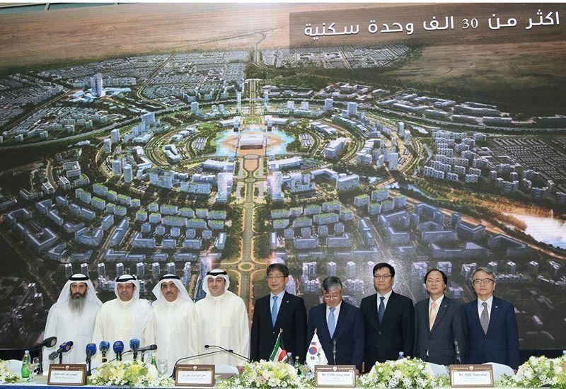 Work on Kuwait's $4bn smart city to start in 2019