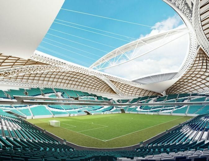 World Cup 2022 stadium seating will be 'made in Qatar'