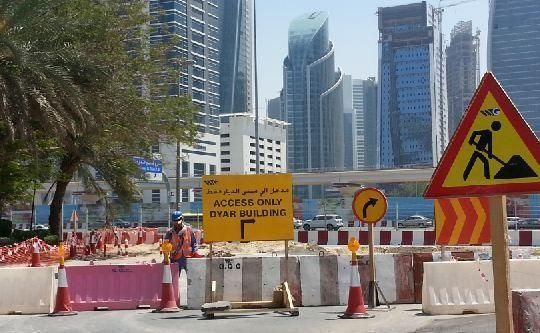 Dubai set to launch traffic diversions in bid to complete key projects