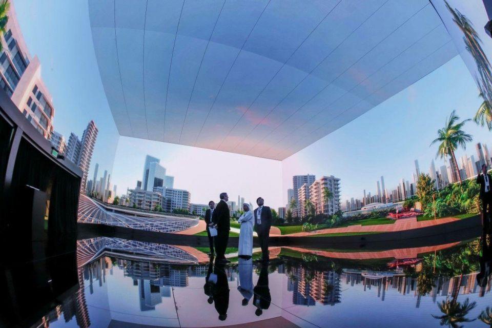 Developer unveils Abu Dhabi masterplan to breed creativity