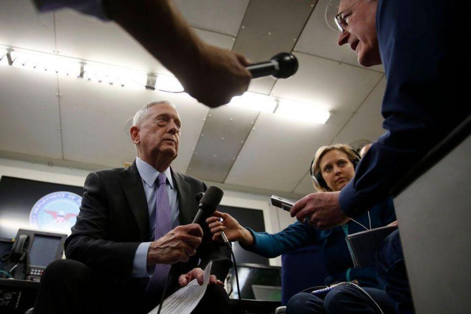 US wants political solution to end Yemen war: Mattis