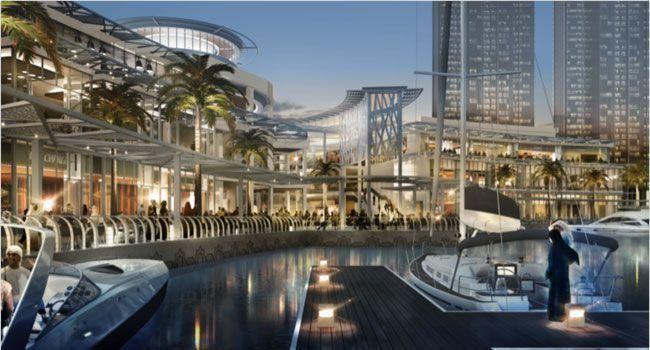 UAE developer agrees $84m loan for Abu Dhabi shopping mall