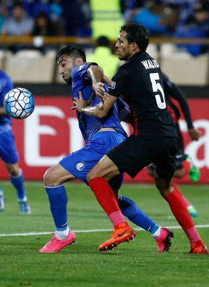 In pictures: UAE's Al-Ahli vs Iran's Esteghlal in Tehran