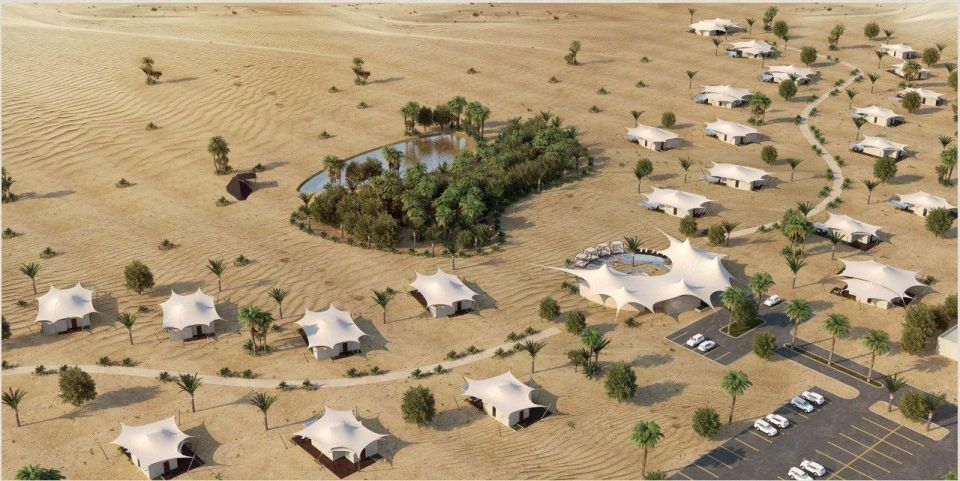 Sharjah unveils plan for luxury desert resort