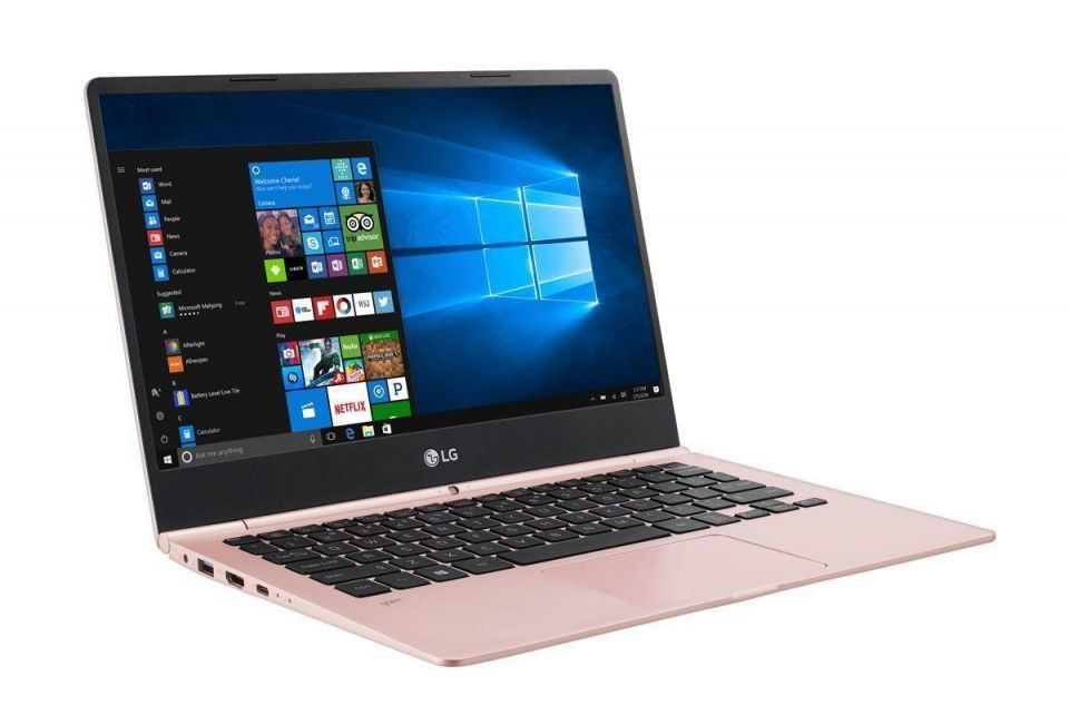 Lightest laptop launched in the UAE