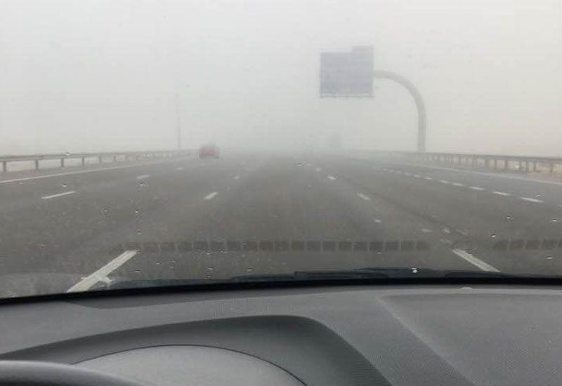 Weather warning in effect across Dubai and Abu Dhabi: NMCS
