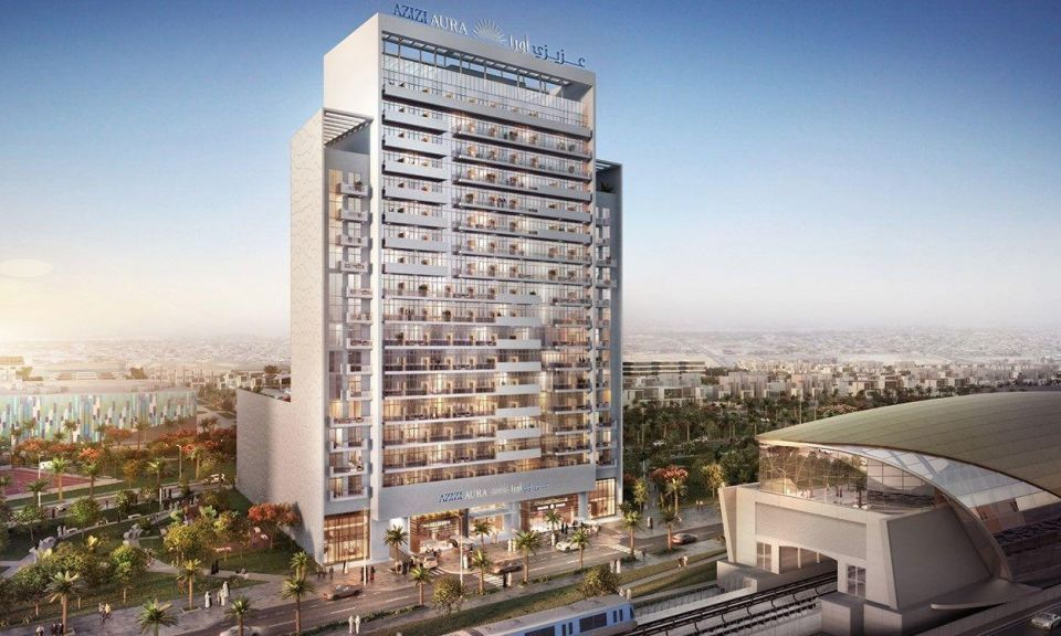 UAE's Azizi hires builder for new Dubai residential project