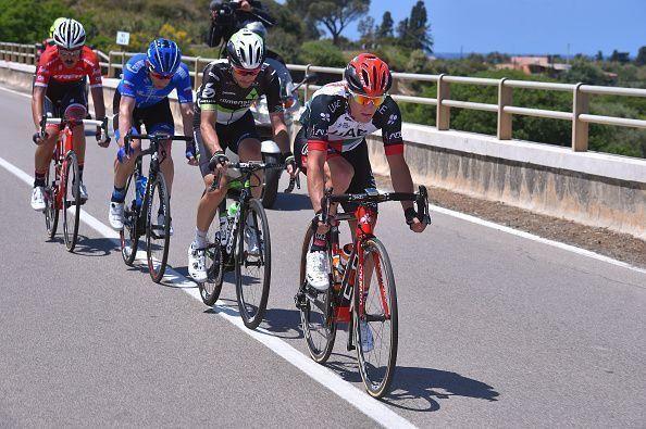 UAE Team Emirates boss happy with Giro d'Italia showing