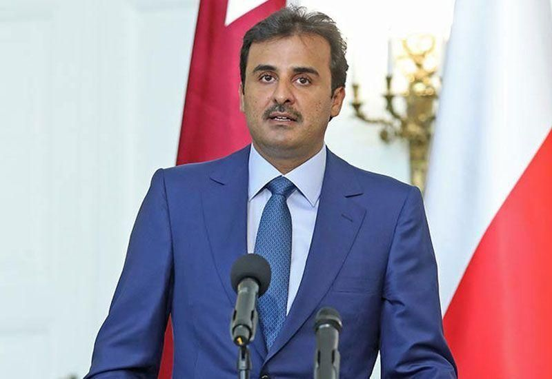 In pictures: Emir of Qatar visits Republic of Poland