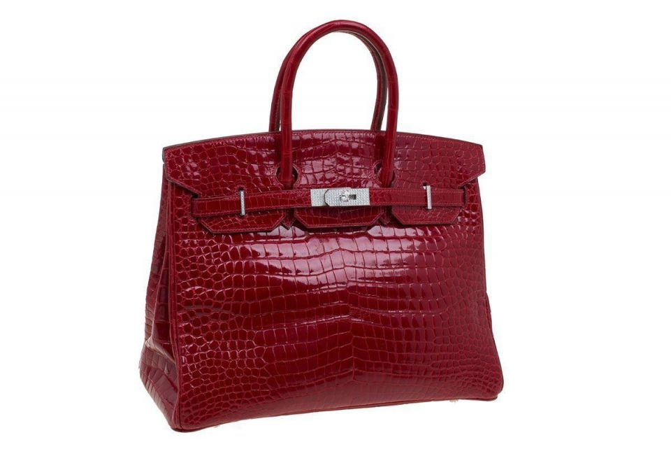 World's most expensive Hermes Birkin bag for sale in Dubai