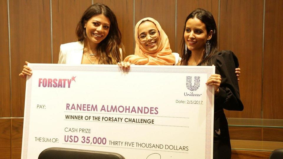 Meet Raneem, the Middle East's new vlogging star