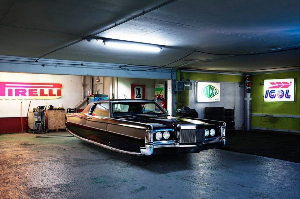 In pictures: Futuristic cars in Dubai by Renaud Marion