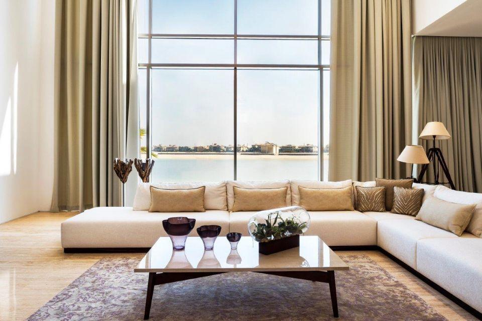 Inside a $12.3m Palm Jumeirah villa