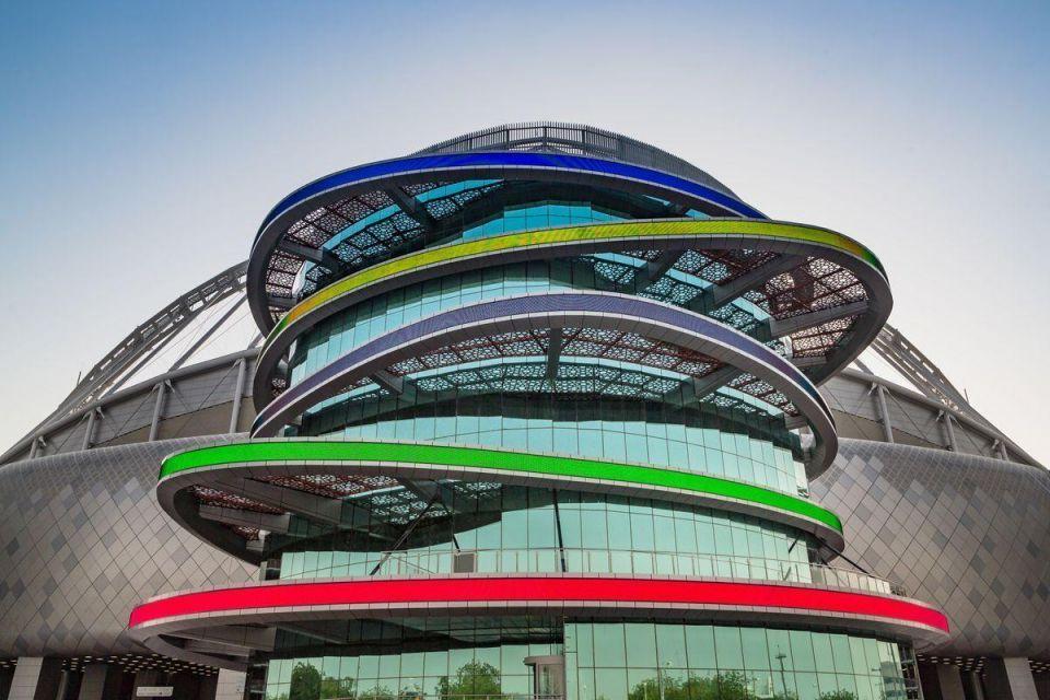 In pictures: Qatar's 2022 revamped Khalifa Stadium