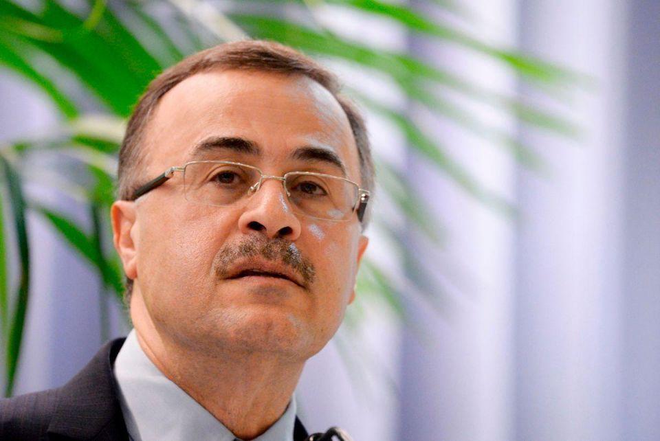 Saudi Aramco makes leadership changes ahead of IPO