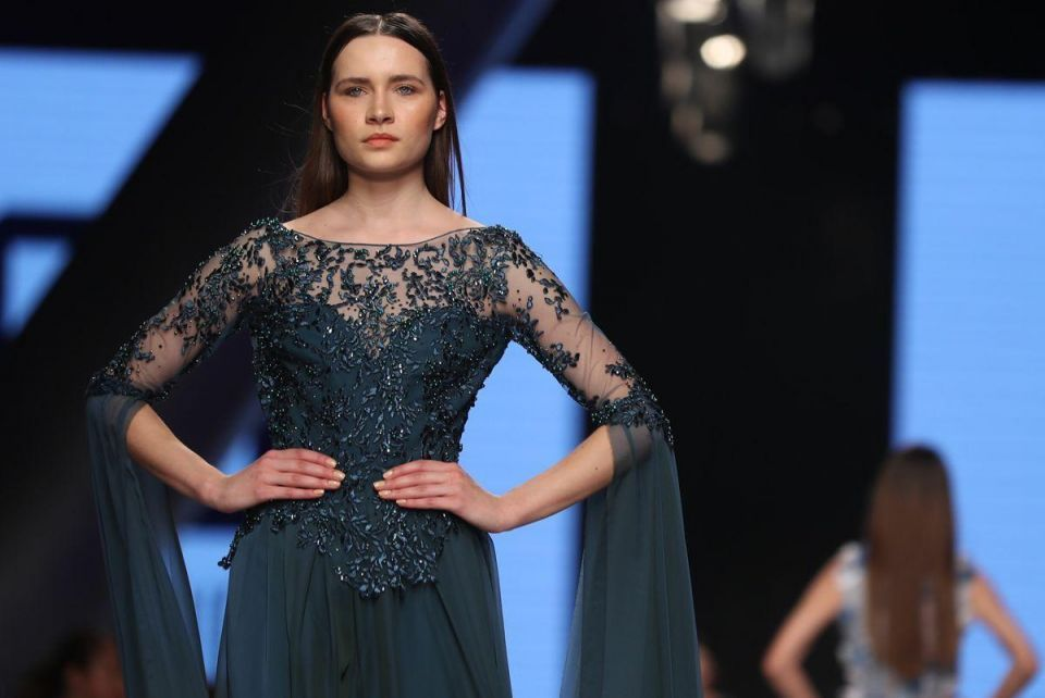 In pictures: Latest edition of Arab Fashion Week in Dubai