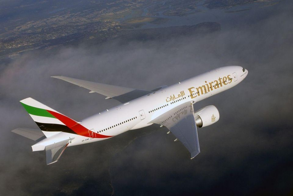 Emirates airline sees green shoots on European routes