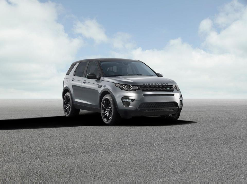 Tested: The Land Rover Discovery Sport