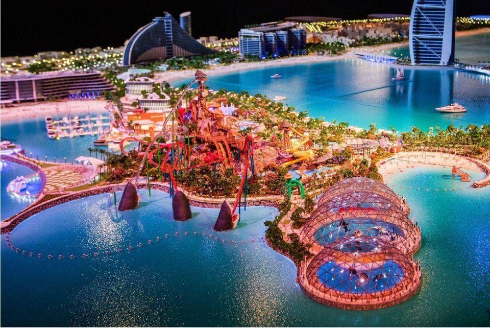 In pictures: Dubai's newest tourist destination, Marsa Al Arab