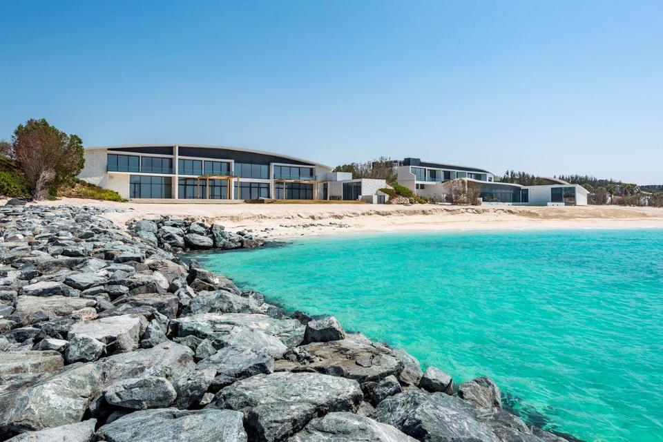 Want to live in a $12m villa on a private island? Here's what it would look like