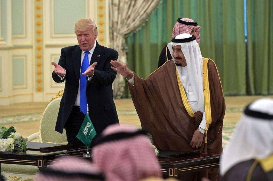 Gulf Arab ties fray as Trump support seen emboldening Saudis