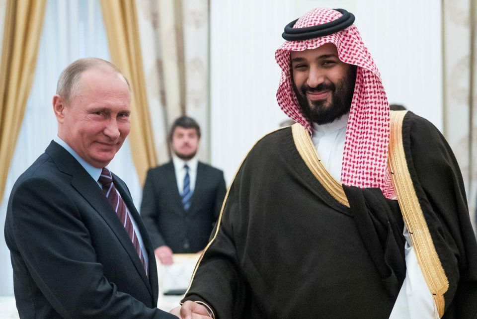 Why the Saudi-Russia football clash has oil market's attention