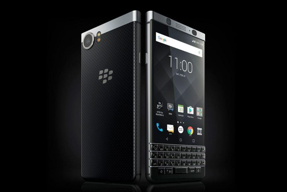 In pictures: BlackBerry KEYone