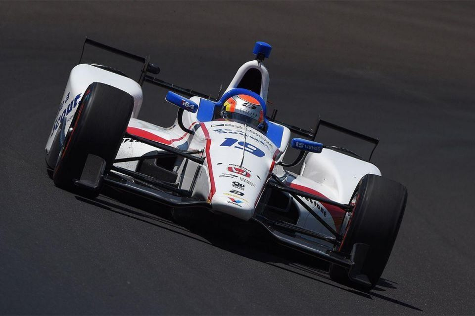 In pictures: Dubai-born driver finishes third in 101st Indianapolis 500