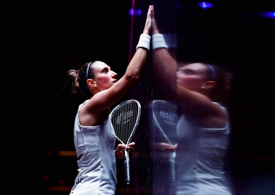 In pictures: International Squash tournament kicks off in Dubai