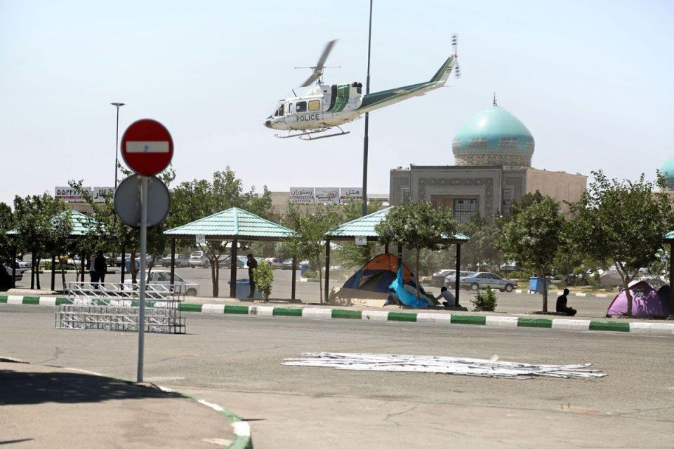 In pictures: Deadly twin terrorist attacks in capital Tehran